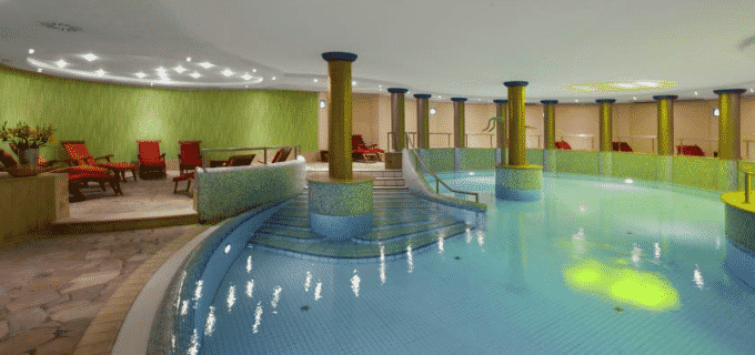 Dorint Strandresort & Spa Wustrow Innenpool