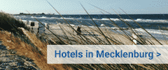 Hotels an der Mecklenburgischen Ostsee finden