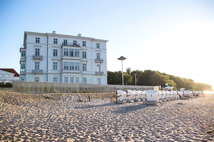 Baedervilla in Heiligendamm